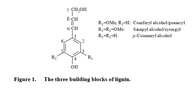 Lignin Chemical Formula